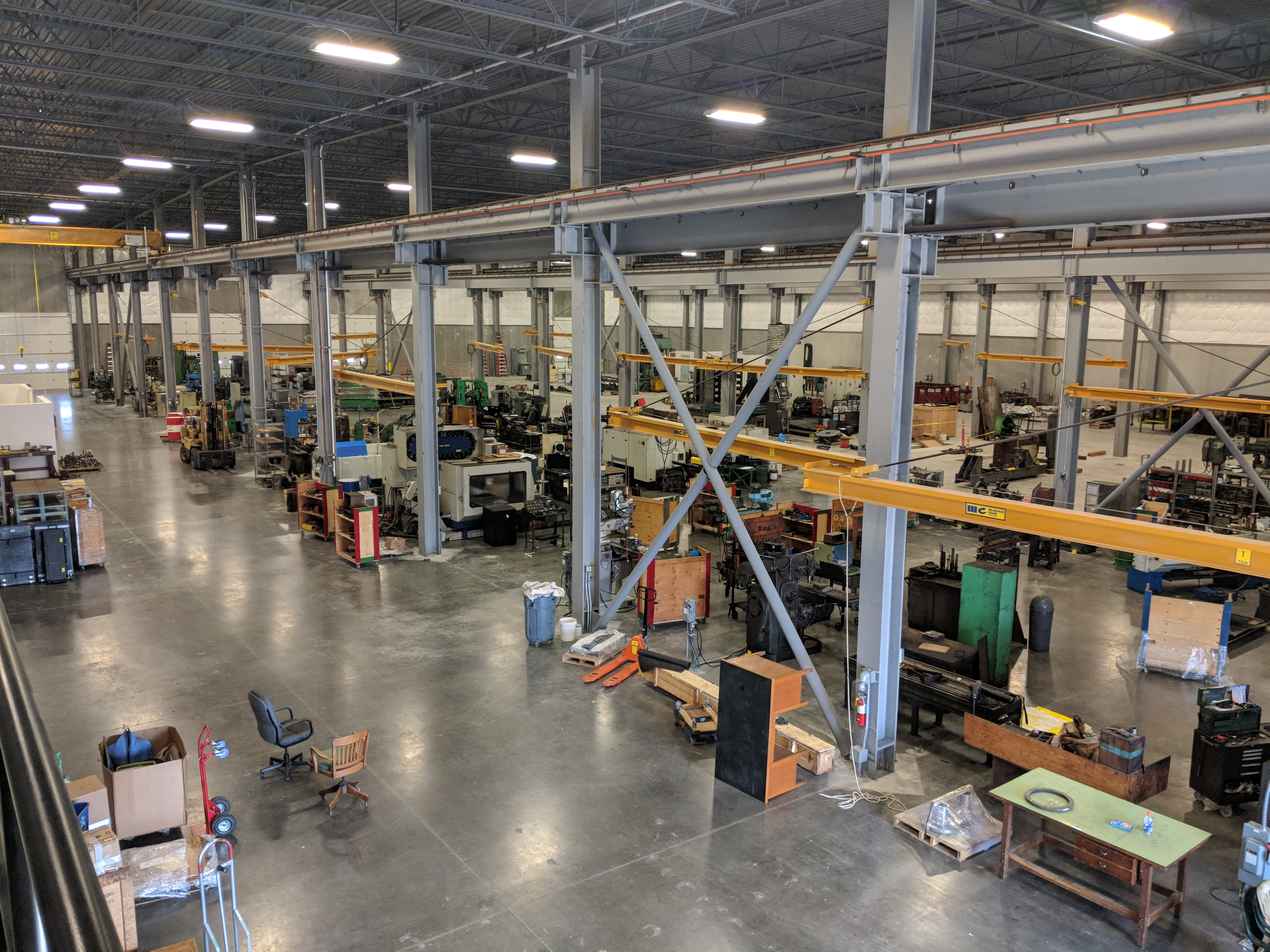 Premier Gear & Machine Works | Machine Shop | United States