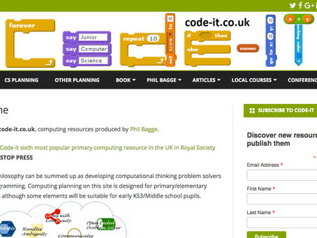 The best free scratch schemes of work for primary computing!
