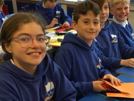 Moving on up!  Are your Year 6 pupils ready for secondary school?