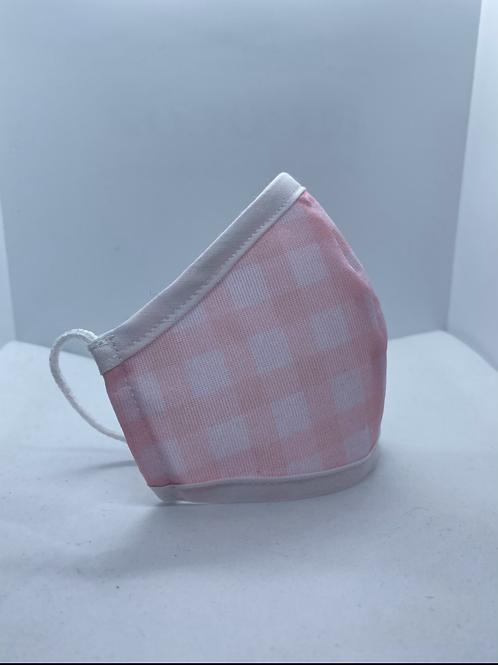 Vicky rosa mask