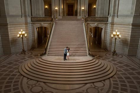 San Francisco City Hall Weddings