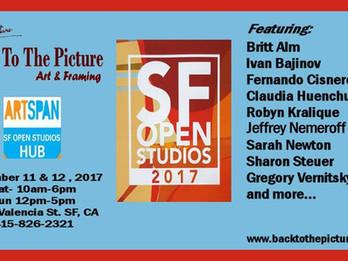 ArtSpan SF Open Studios Hub.