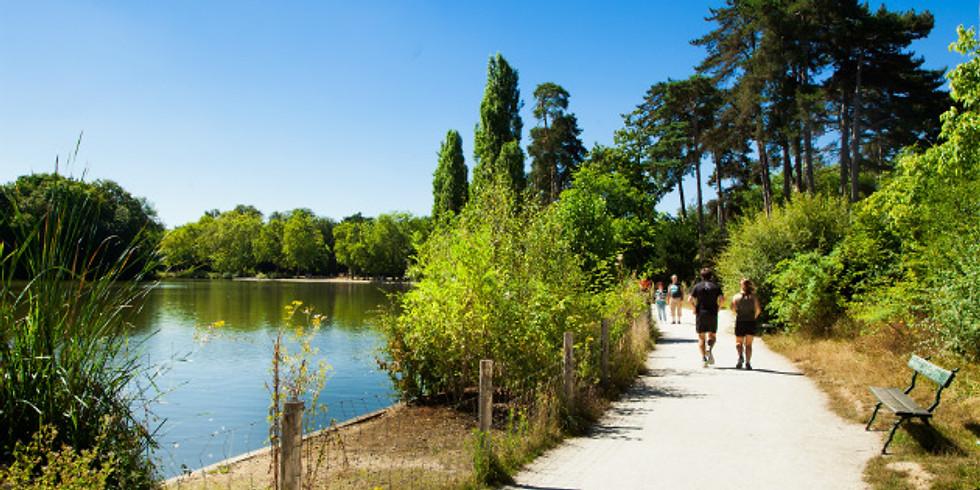 Journée Jeûne & Déambulations au Bois de Vincennes
