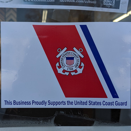 City-Wide Support for our Coast Guard Community