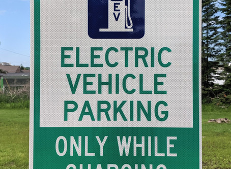 Hampton unveils city's first electric charging station (and the results may shock you)