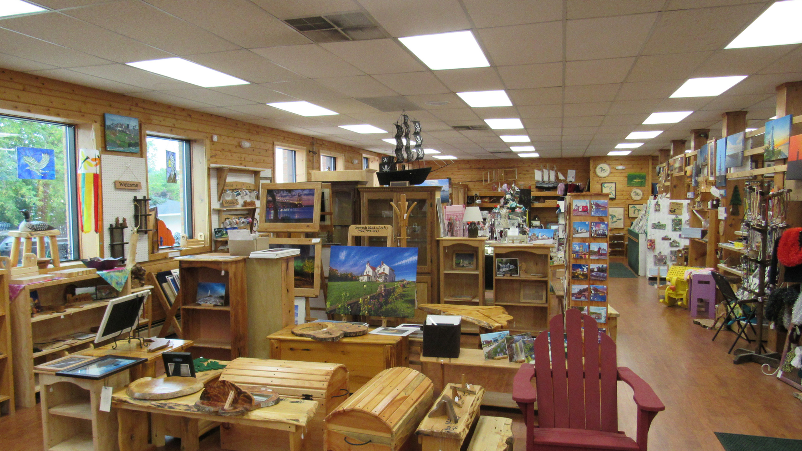 Island Books and Crafts (2)