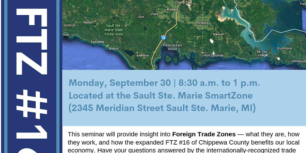Foreign Trade Zone 16 Seminar