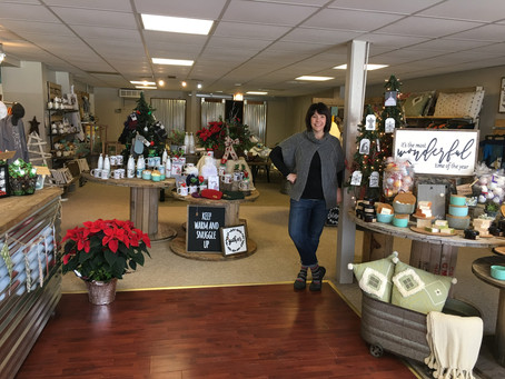 A Little Gift Shop Brings Sizeable Charm to Downtown