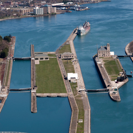 Soo Locks Project gaining ground
