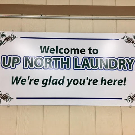 Up North Laundry Continues to Expand
