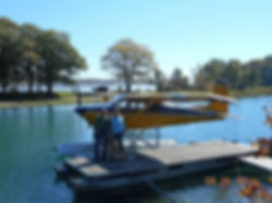 Seaplane Base Twin Saults Soo Ontario Canada Rotary Park