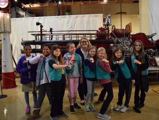 STEM Femmes Brings together Girl Scouts and STEM Professionals