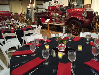 Bar Mitzvah table setting.JPG