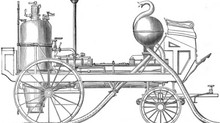 Early Steam Fire Engines