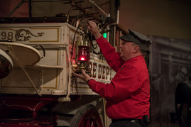 Lantern Night at the Fire Museum