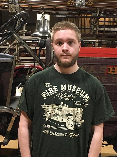 Ahrens Fox T-Shirt (2XL-4XL)