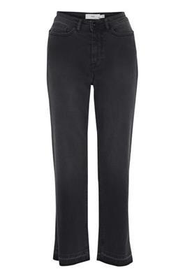 Washed Black Jeans - ICHI