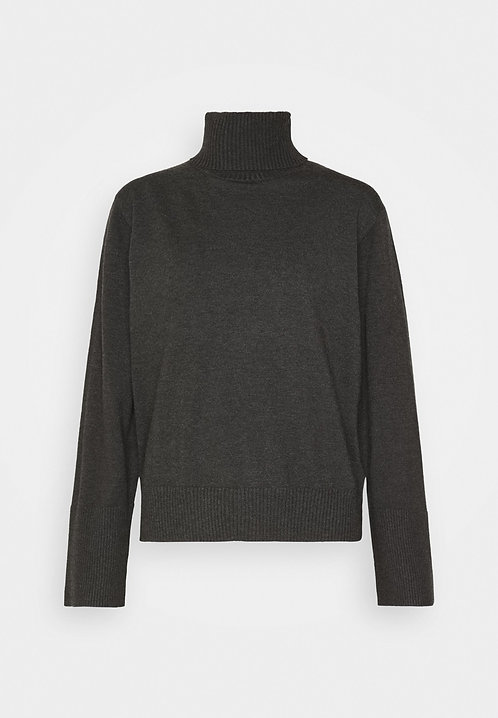 Kava Long Sleeved Knit Top - ICHI