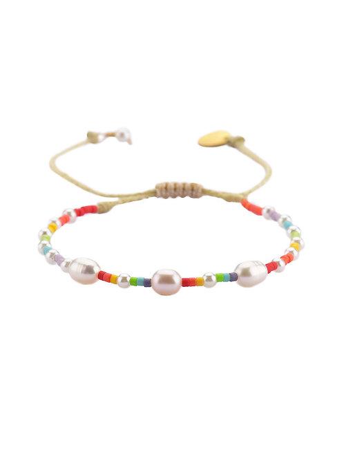 Pearl Pride Bracelet - Mishky