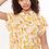 Thumbnail: Abinaya Retro Floral Short Sleeve Shirt -Louche