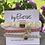 Thumbnail: Cream Silk Scrunchie - ByEloise London