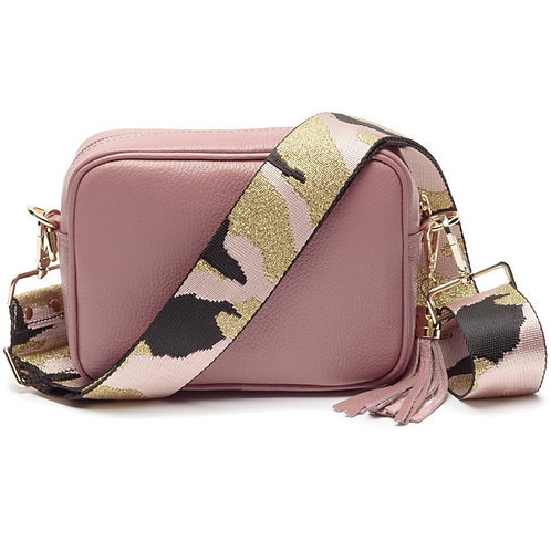 Leather Cross Body Bag - Ellie Beaumont