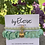 Thumbnail: Mint Silk Scrunchie - ByEloise London