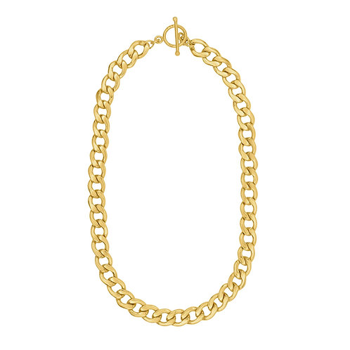 Cannes Chain Necklace -Laviandbelle