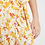 Thumbnail: Amine Retro Floral Wrap Midi Skirt-Louche