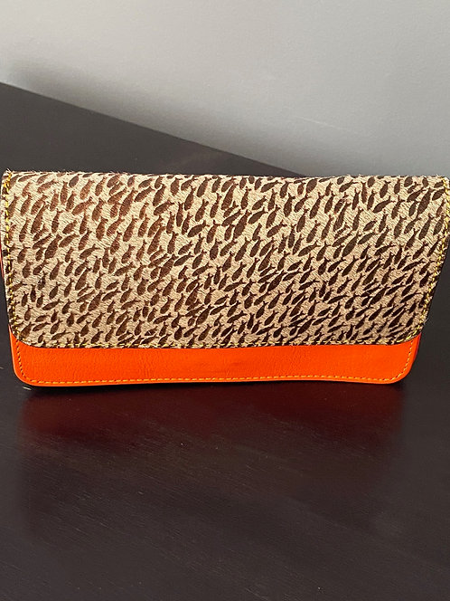 Cora Purse - Orange