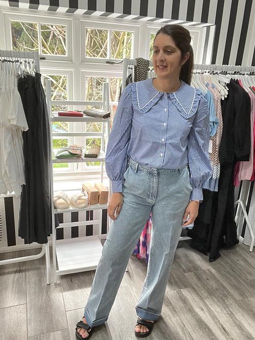 Beirut Denim Trousers - Second Female