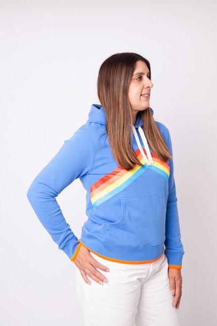 Rainbow Hoodie - St Berts