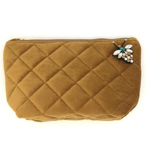 Nolita Velvet Make Up Bags - Sixton