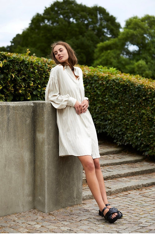 Jules Shirt Dress - Soaked in Luxury