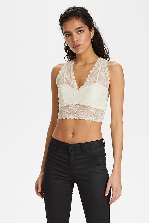 Dolly Bralette - Antique White -Soaked in Luxury