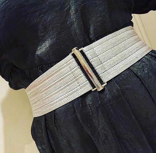 Silver Glamour Belt (60mm)