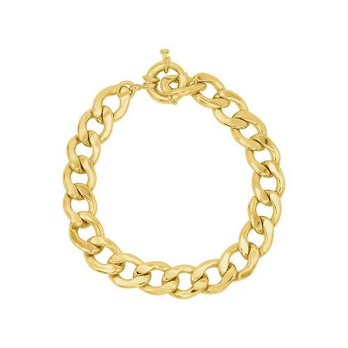 Cannes Chain Bracelet -Laviandbelle
