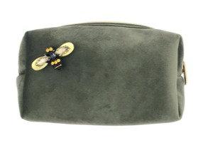 Large Velvet Make Up Bags - Sixton