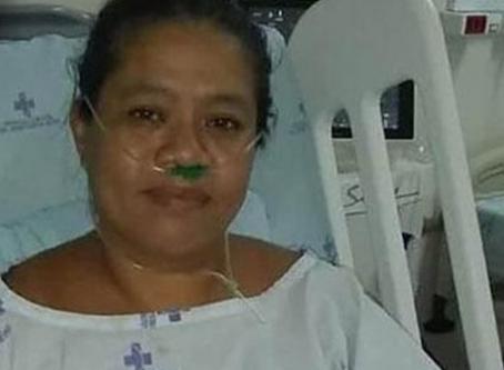 «Soy un milagro», enfermera de Brasil es sanada de Covid-19 tras alabar a Dios en cuidados intensivo