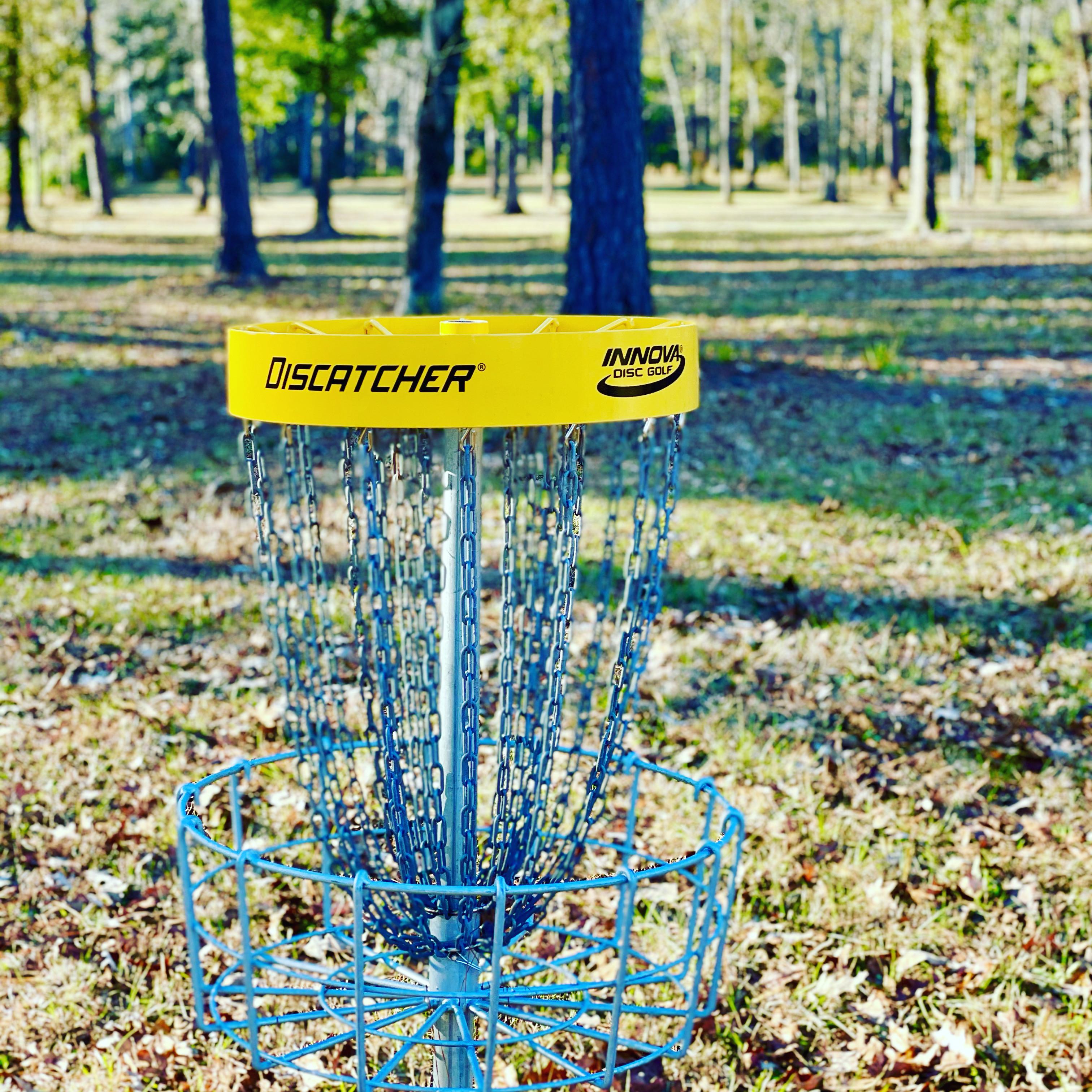 Disc Golf Day Pass