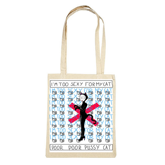 TOTE BAG - SEXY