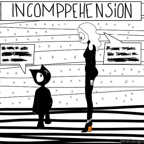 INCOMPREHENSION - CP