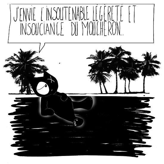 INSOUTENABLE LÉGÈRETÉ
