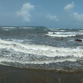 North Goa to South Goa in 5 days!