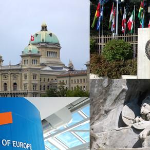 5 Must Visit cities in Switzerland!!