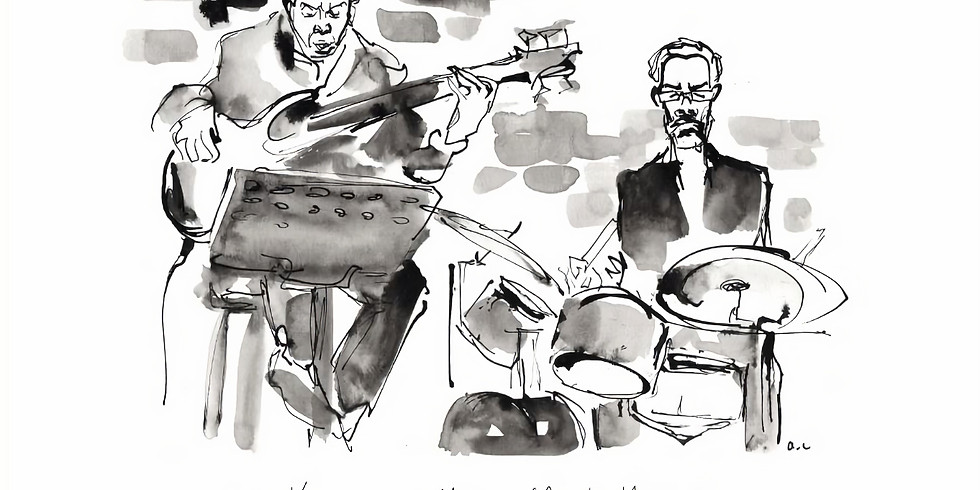 [Exposition] Dessins de Jazz - Annie-Claire Alvoët