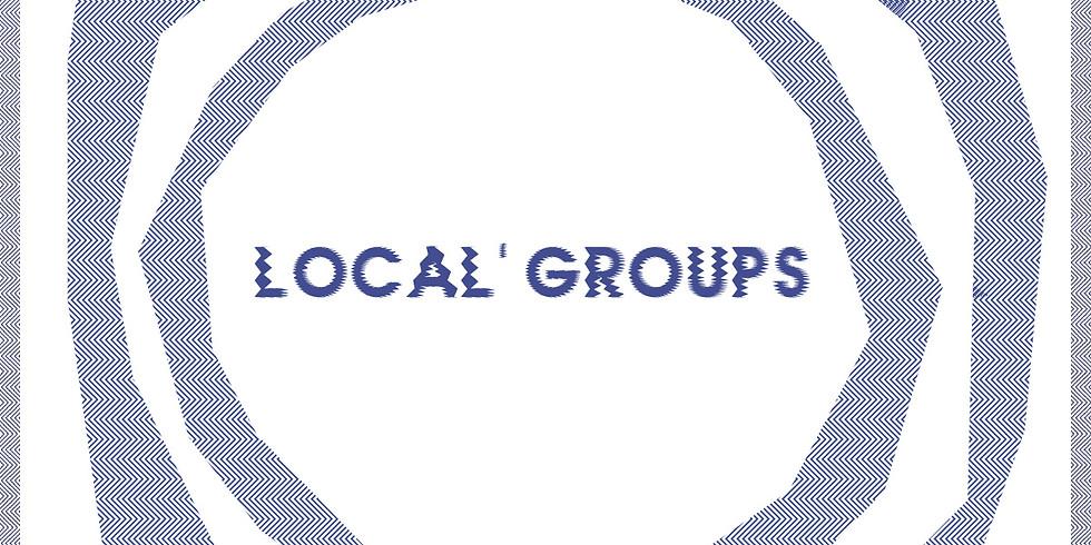 Local' Groups [ANNULÉ]