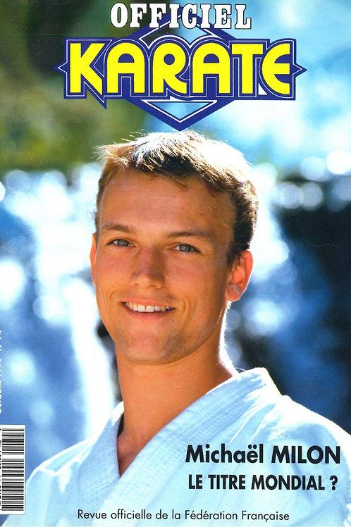 KARATE OFFICIEL #74 Octobre 1994