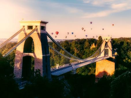 Bristol's International Balloon Festival