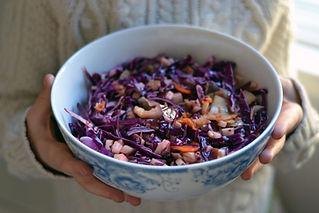 Salade-de-chou-rouge-kimchi-et-pommes-e1